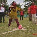 Wakil Bupati Natuna Tutup Permainan Rakyat