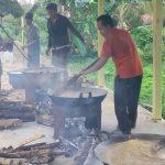 Masyarakat Mekar Jaya Merayakan 10 Muharam dengan Bubur Asyuro dan Do'a Bersama