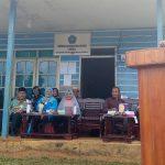 Wakil Bupati Natuna Buka Perayaan HUT PKK Desa Mekar Jaya Yang Ke-31 Tahun