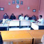 Pengesahan RAPBDes Desa Mekar Jaya Menjadi Perdes APBDes Desa Mekar Jaya Tahun 2019