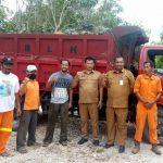 Desa Mekar Jaya Lepas Sampah ke Tempat Pembuangan Akhir (TPA) Sebayar, Ranai