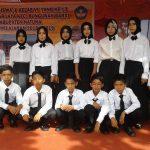 Pelepasan Siswa Kelas VI SD Negeri 009 Mekar Jaya Tahun Ajaran 2018-2019, Berlangsung Hikmat