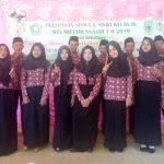 Pelepasan Siswa MTs Miftahunnajah Mekar Jaya Dibalut dengan Tablig Akbar Marhaban Ya Ramadhan