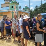 Masyarakat Mekar Jaya Antusias Sambut Yachter Sail to Natuna 2019 di Desa Mekar Jaya