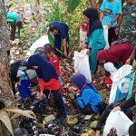 Semangat World Cleanup Day 2019, Warga Mekar Jaya Gelar Aksi Pungut Sampah