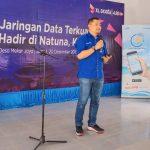 XL Axiata Hadir dan Kenalkan Aplikasi Laut Nusantara Serta Sisternet di Mekar Jaya